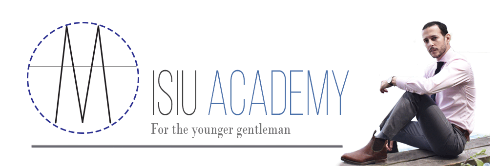 Misiu Academy - For The Younger Gentleman