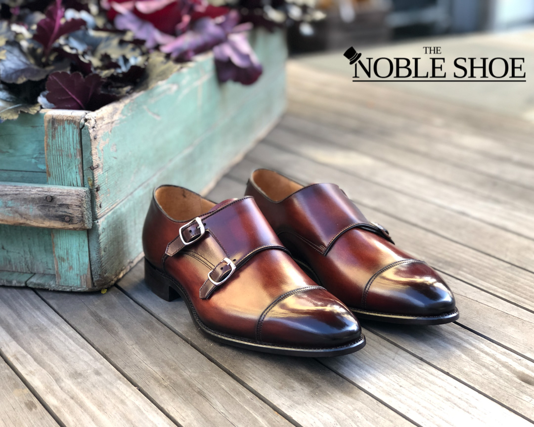 Carlos Santos Monks for The Noble Shoe