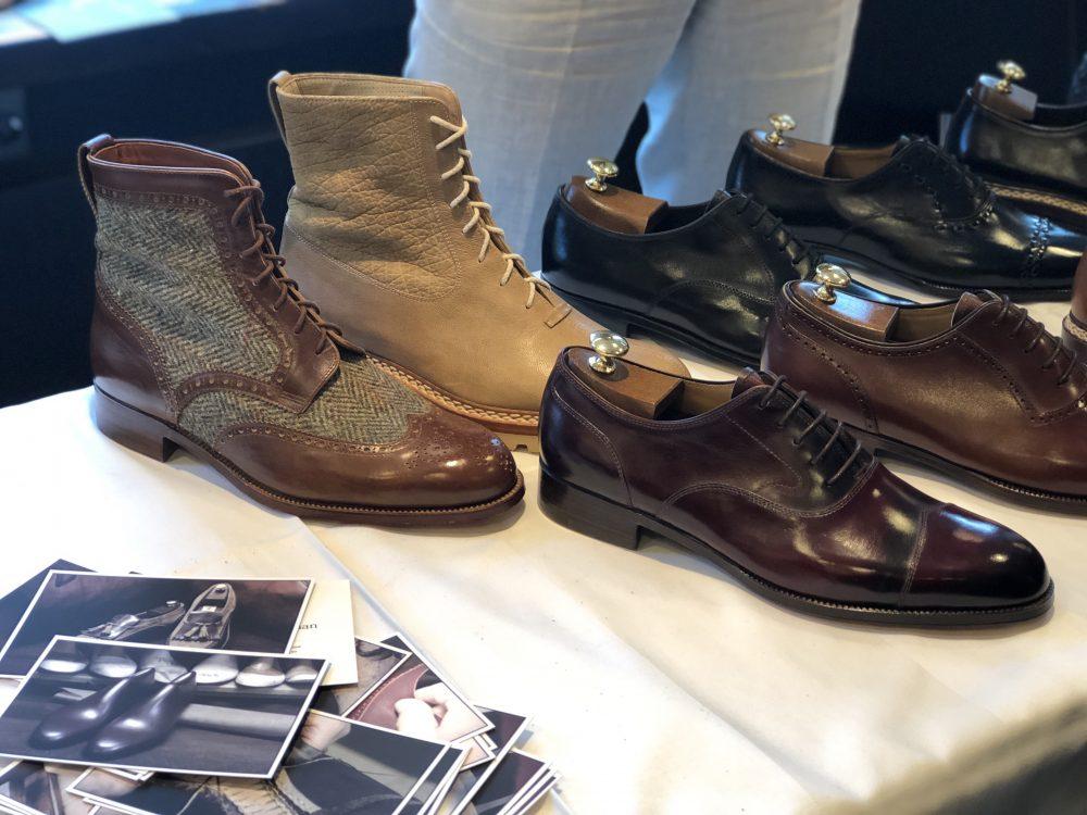 Shoegazing Trunk Show 2018 - Jan Kielman