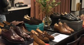 Shoegazing Trunk Show 2018