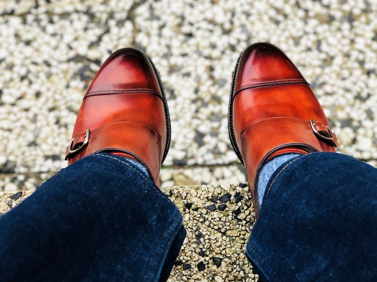 Patina Shoes by Carlos Santos