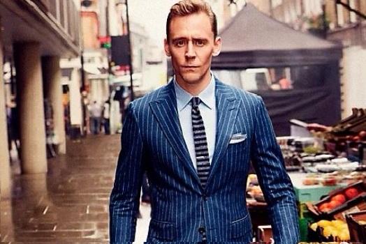 HOW TO DRESS LIKE TOM HIDDLESTON