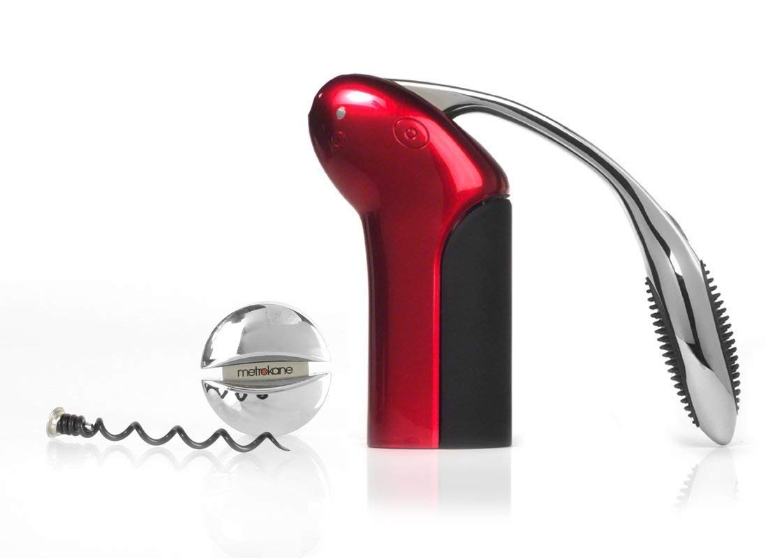 Holiday Gifts For Modern Gentlemen - Wine Bottle Opener