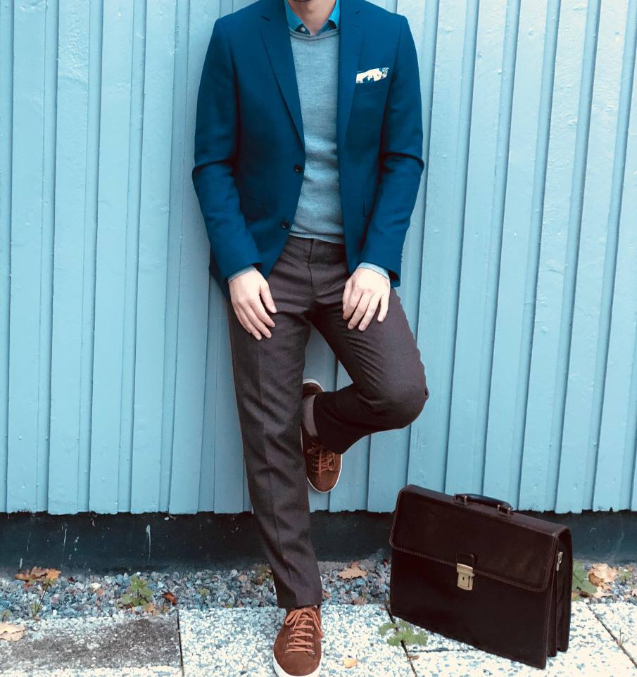Suitsupply Pants Review: MTM Custom Brown Flannel