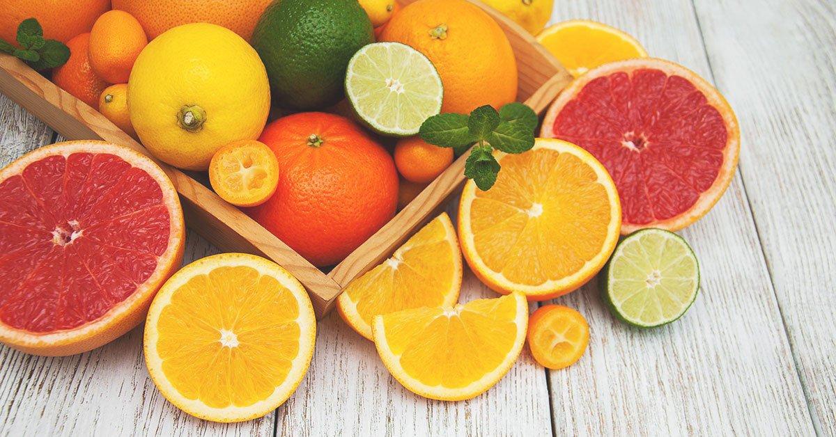 Fruity Essential Oils - Fragrances