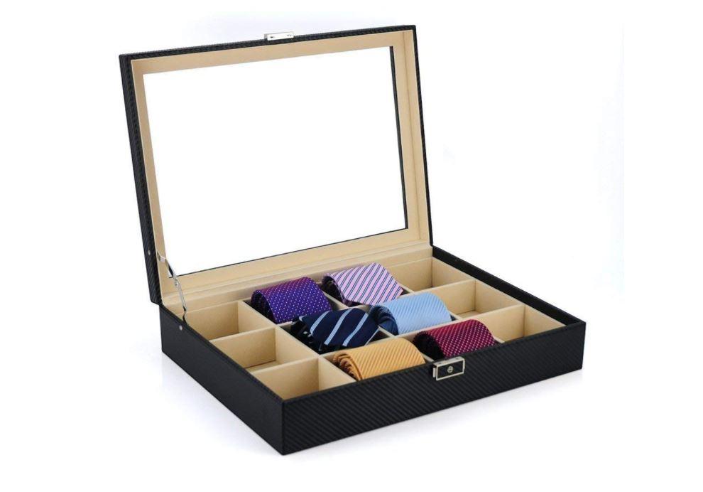 Holiday Gifts For Modern Gentlemen - Tie Box