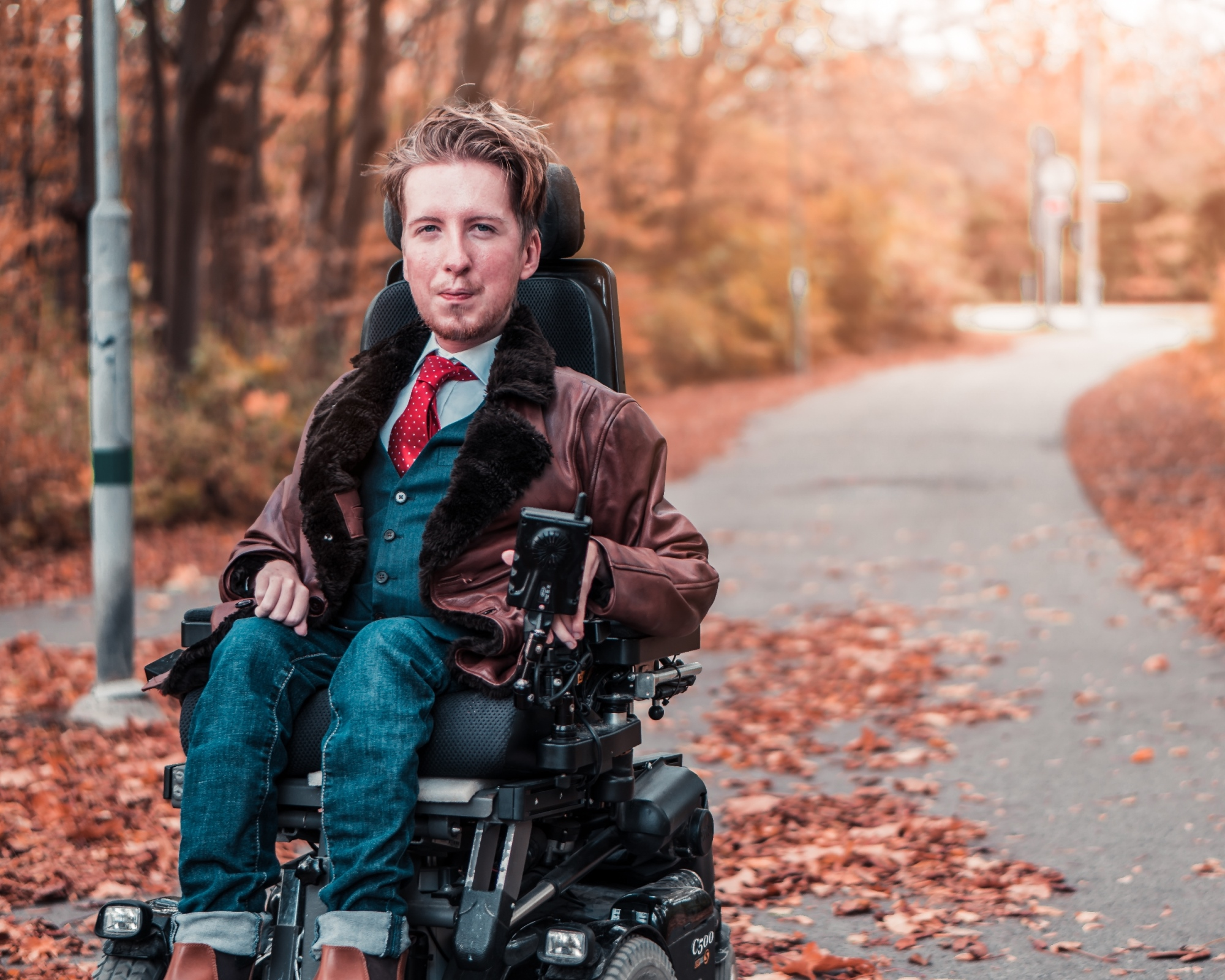 Emil Levin Interview - Sweden disabled fashion
