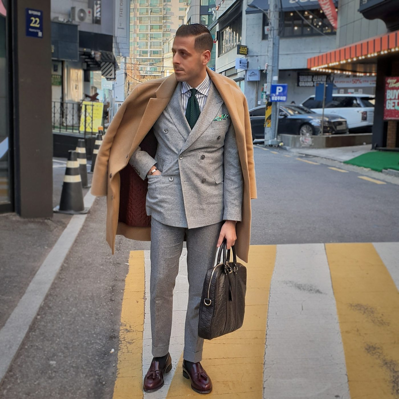 Yan Gatti - Swiss Gentleman Interview