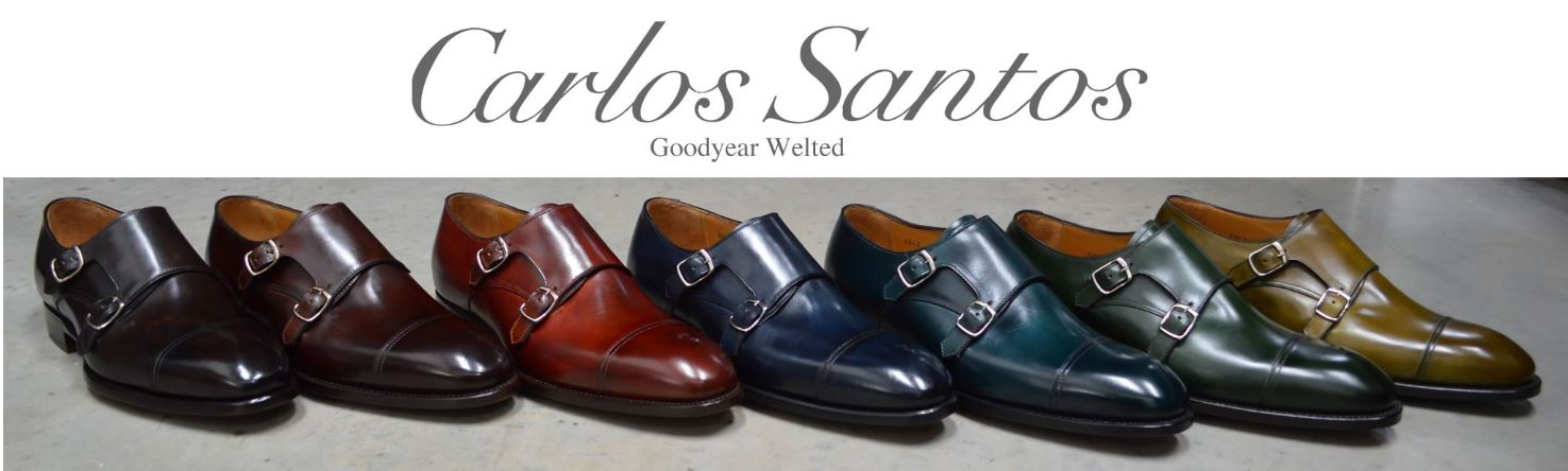 Best Men's Dress Shoes 2019 - Carlos Santos Patina Service - 370$