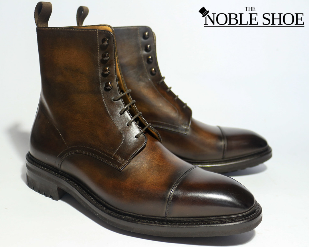 The Noble Shoe 8866 Coimbra Jumper Boots