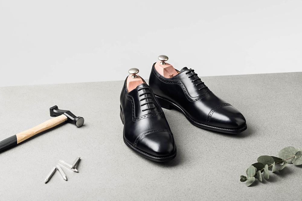 Best Men's Dress Shoes 2019 - Myrqvist Oxford Semi-Brogue