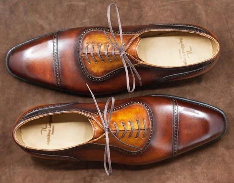 Best Men's Dress Shoes 2019 - Septieme Largeur Oxford on the 199 last - 400$