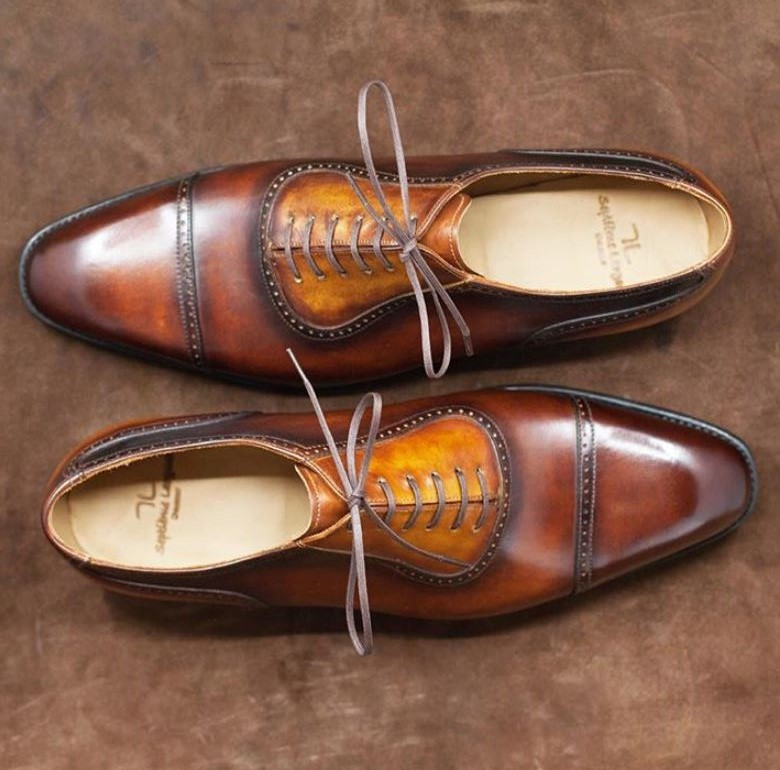 a8d480dd4d9 Best Men s Dress Shoes 2019 - Septieme Largeur Oxford on the 199 last - 400