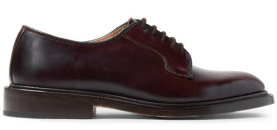 Best Dress Shoes For Men 2019 - Tricker's Bobby Cordovan Derby