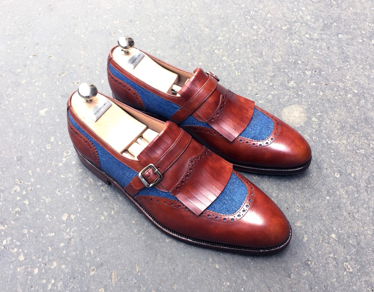 Caulaincourt Paris - Utah Jeans Loafers