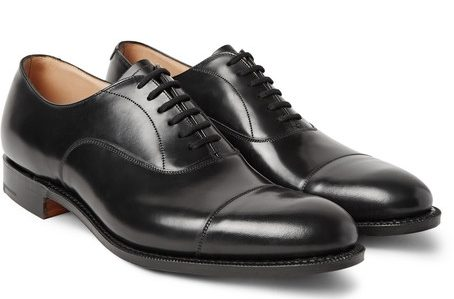 Church's Dubai Black Oxford