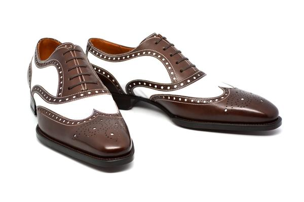 Best Dress Shoes For Men 2019 - Cobbler Union Spectator Shoes