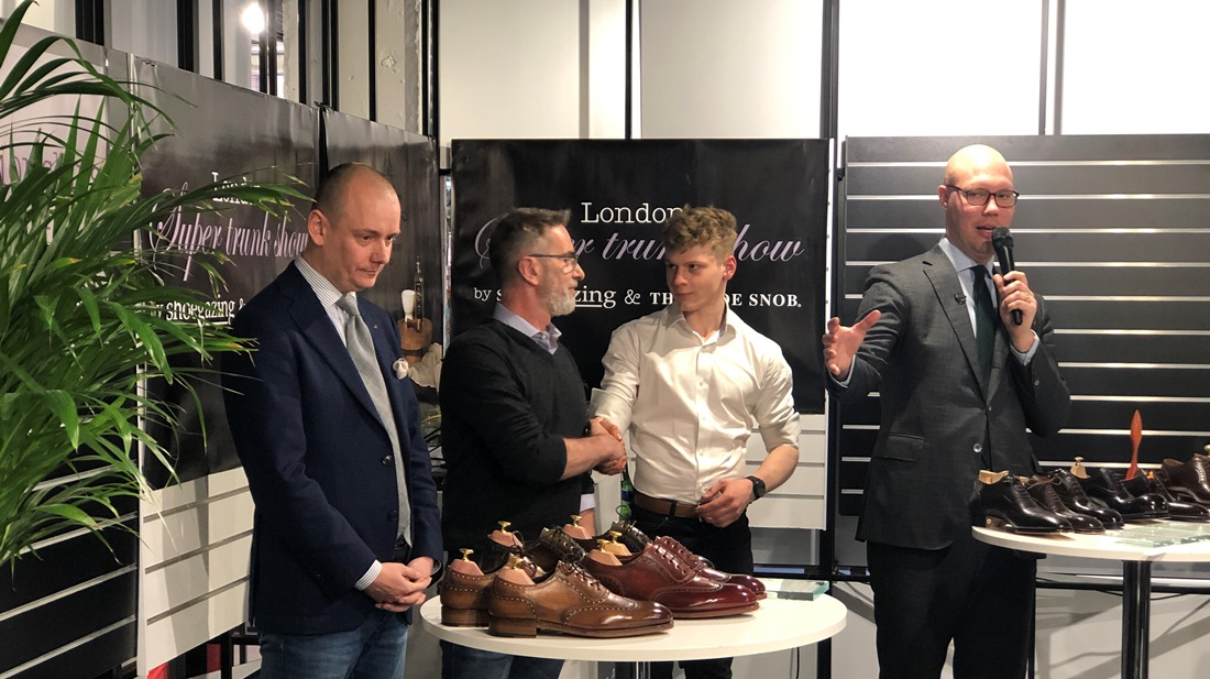 Shoegazing London Super Trunk Show 2019 - World Patina Championship