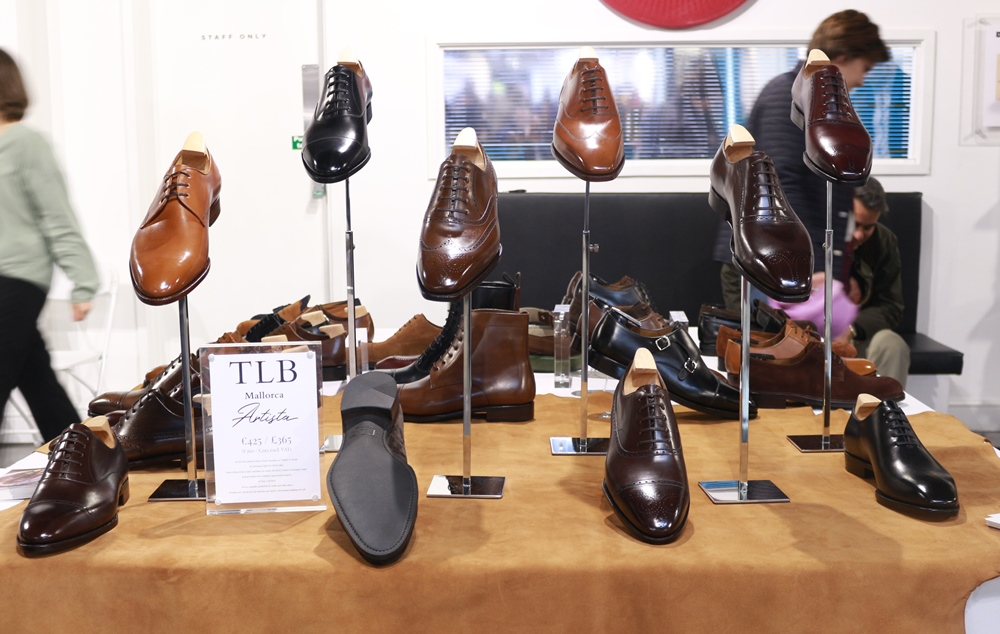 TLB Mallorca Shoes Artista Collection