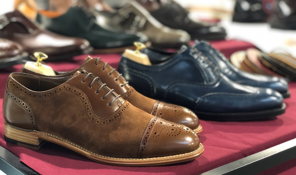 Japanese Shoes at the London Super Trunk Show 2019