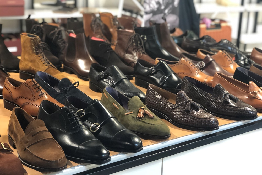 Carmina Shoes in London Super Trunk Show 2019