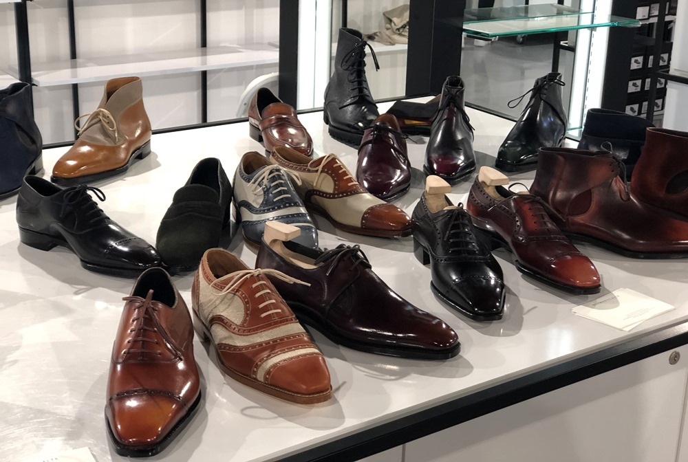 Norman Vilalta at the London Super Trunk Show 2019
