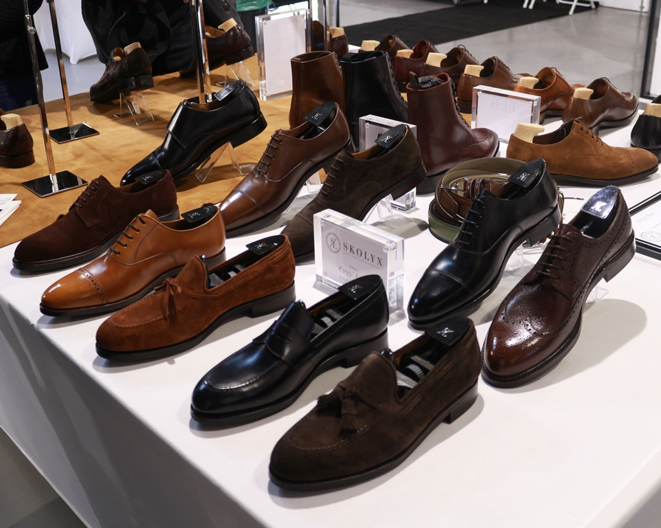Skolyx Shoes in Shoegazing London Super Trunk Show 2019