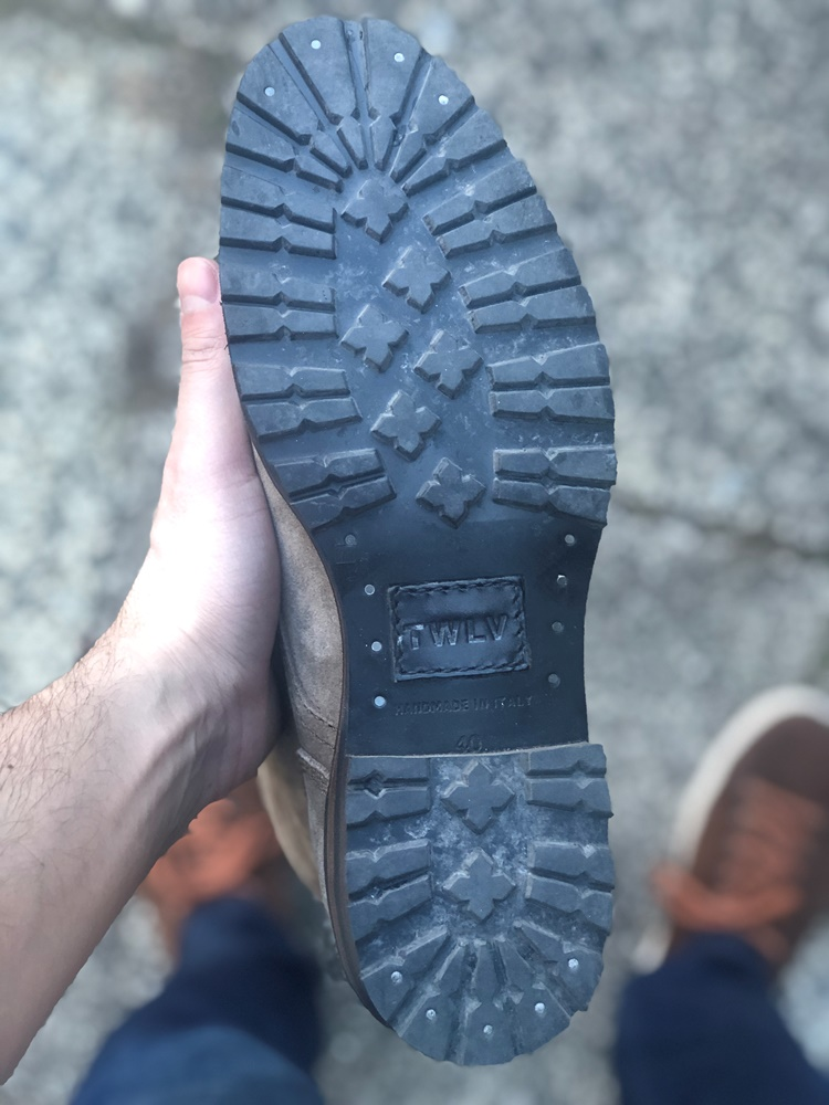 Project TWLV Sole