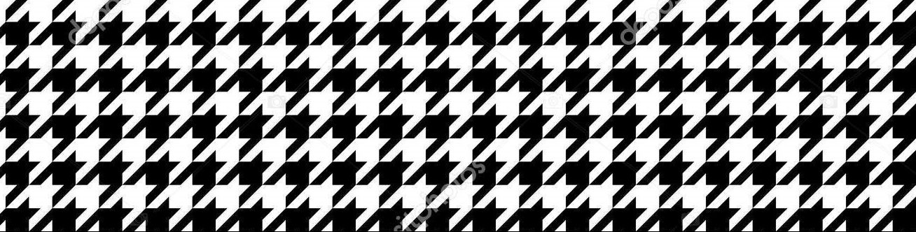 Typical Houndstooth Pattern
