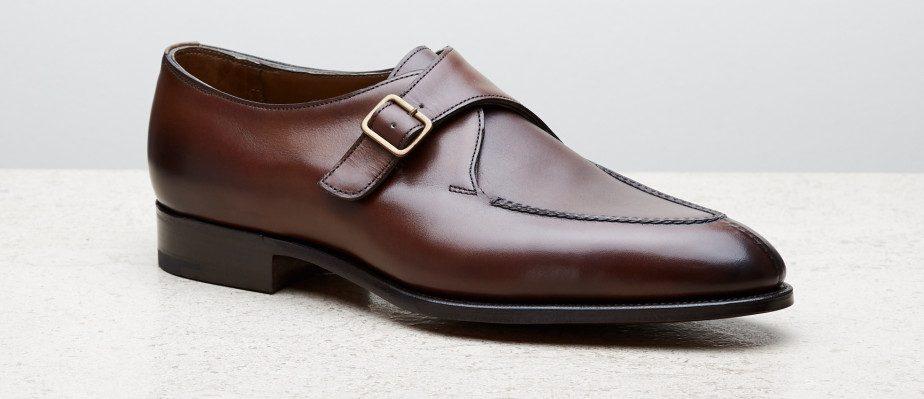 Best Formal Shoe Brands - Edward Green Clapham in Dark Oak Calf
