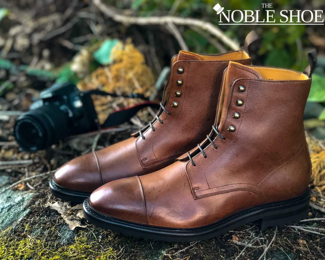 Carlos Santos Kudu Boots