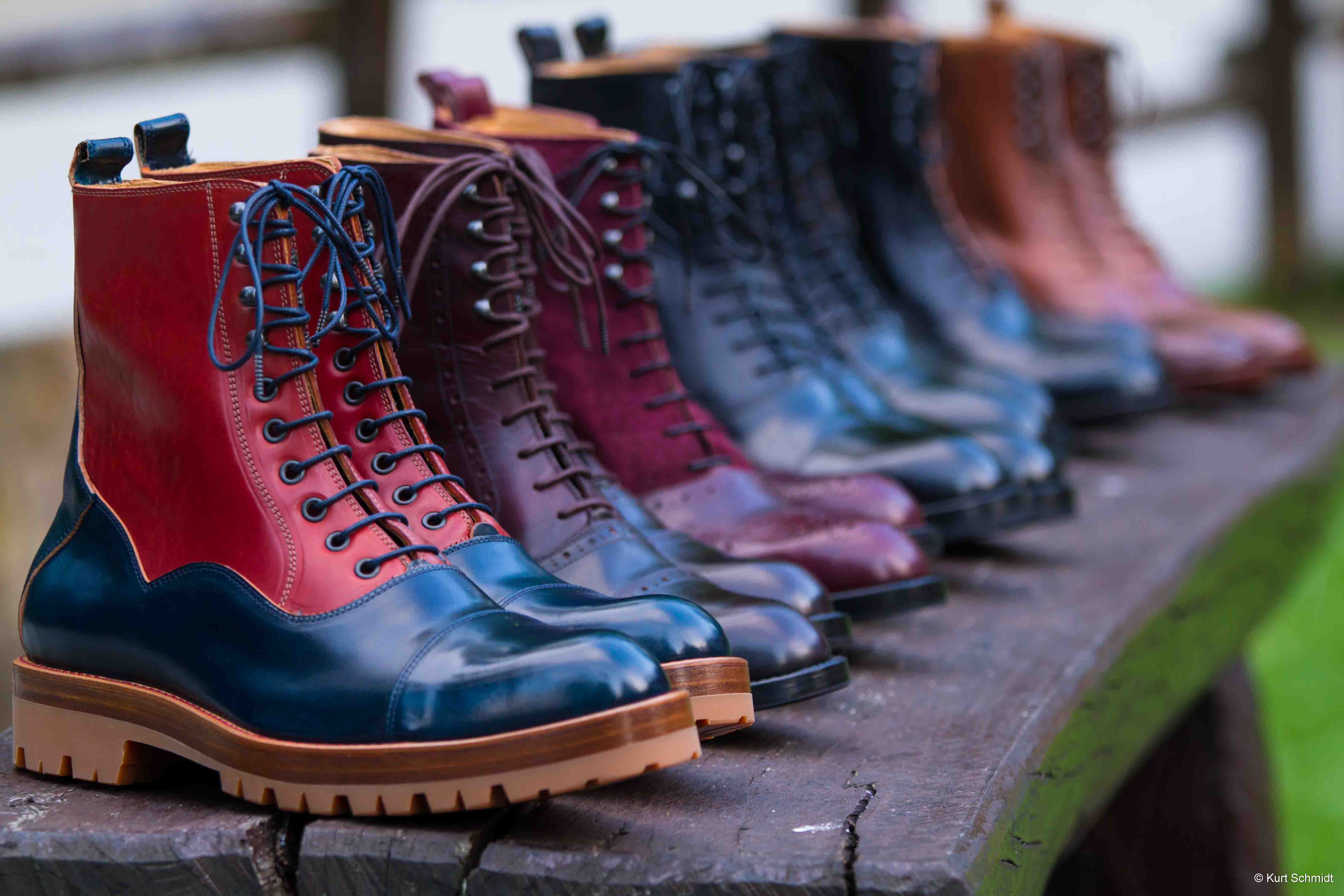 ZEB Shoes Zalway Boots