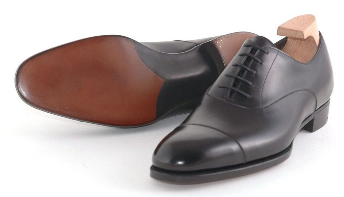 Gaziano Girling Classic Black Oxford