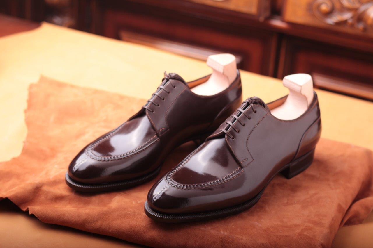Best Formal Dress Shoes - Meccariello Centurion Argentum