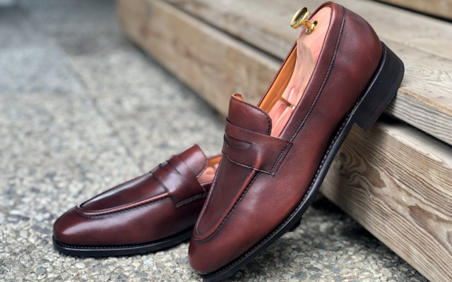 MYRQVIST PENNY LOAFERS REVIEW