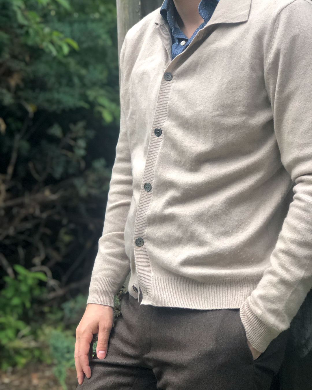 Soft Goat Cashmere Review - Cardigan