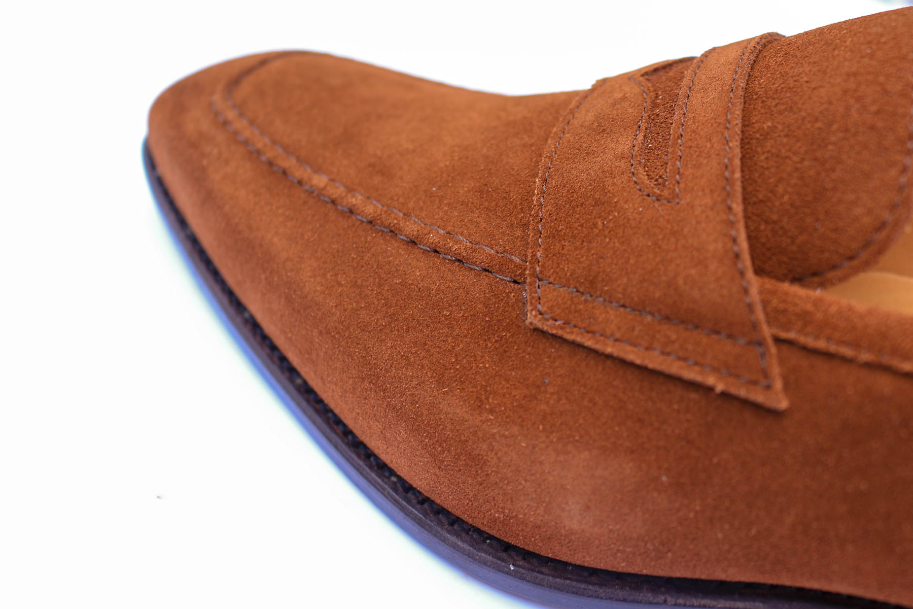 Carlos Santos 9780 Loafers for The Noble Shoe
