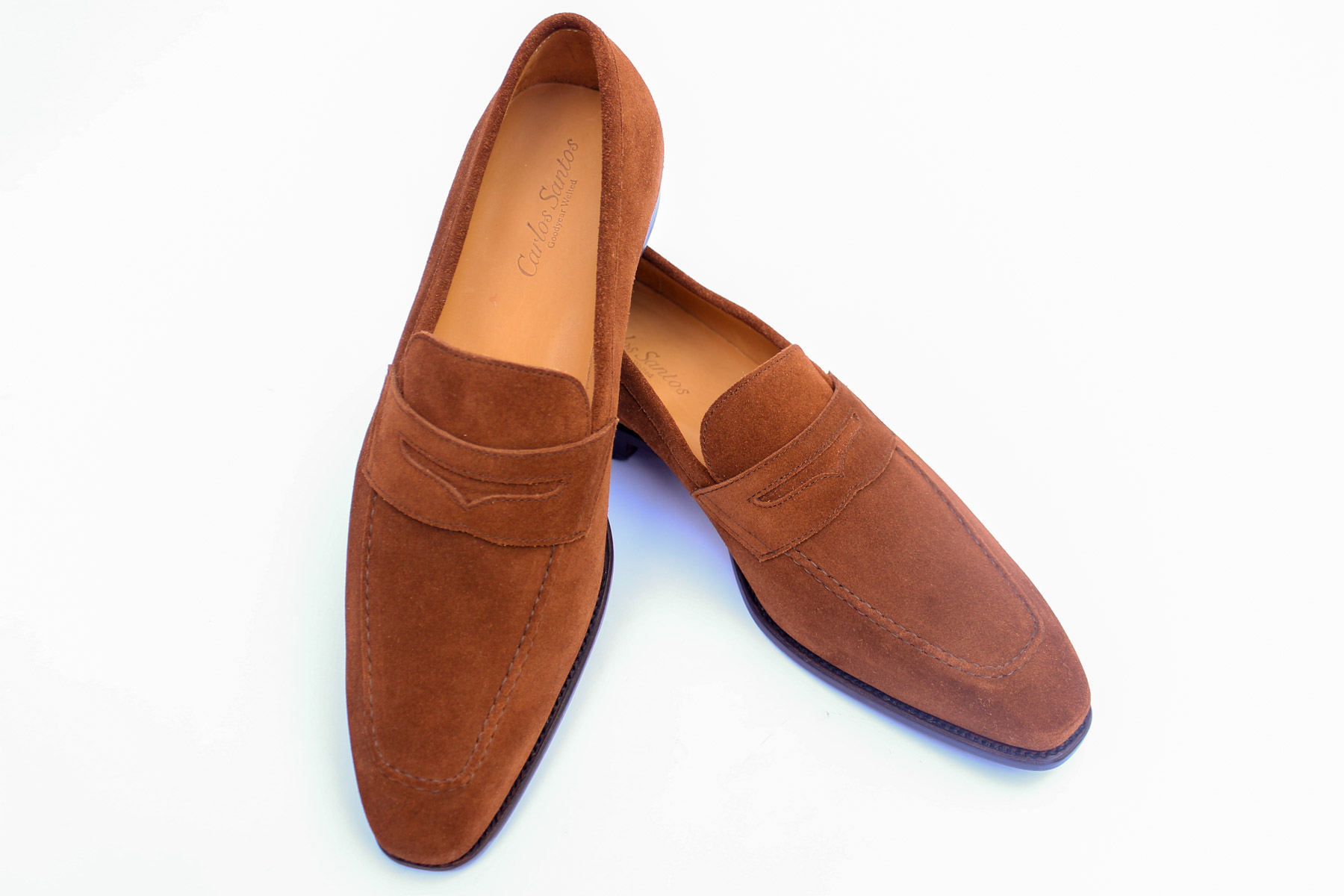 Carlos Santos Loafers Review - The Noble Shoe Stockholm