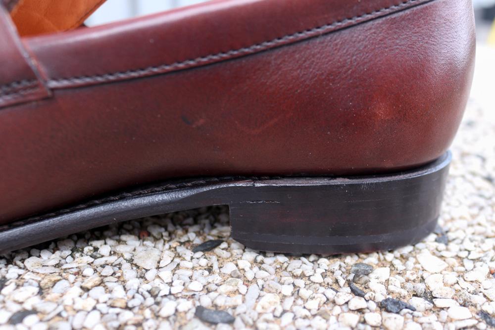 myrqvist loafers closeup