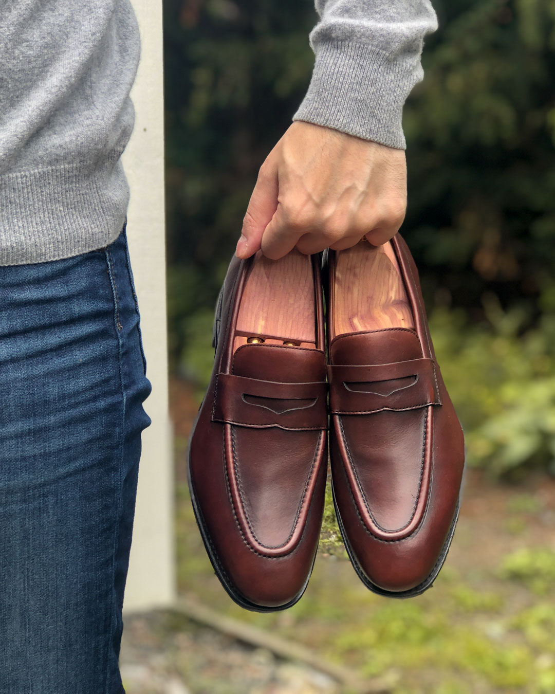 Myrqvist Review - Penny Loafers On Hands