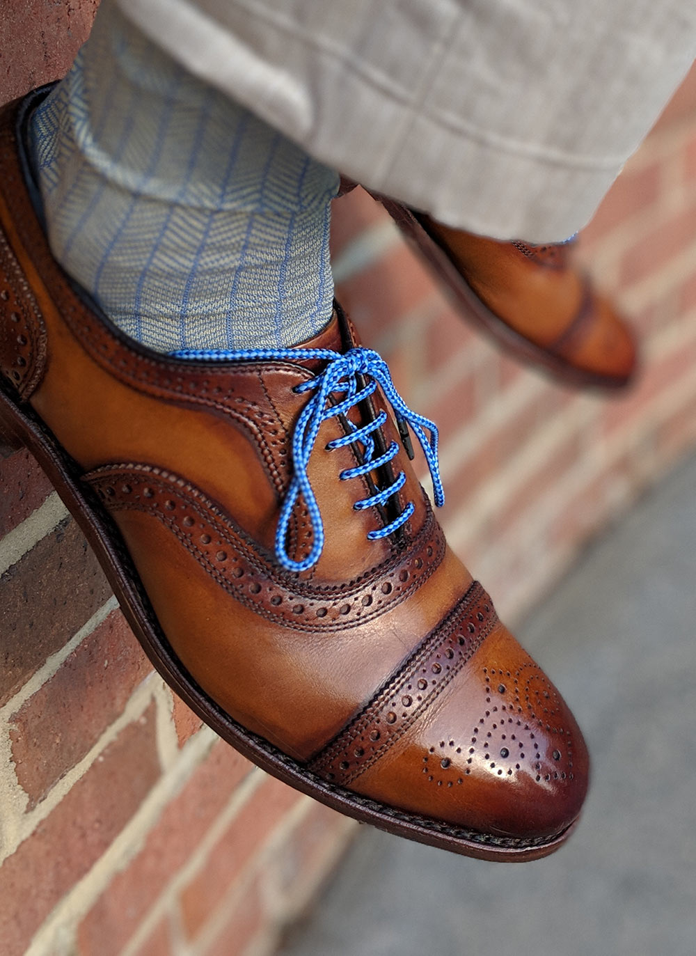 men's welted shoes