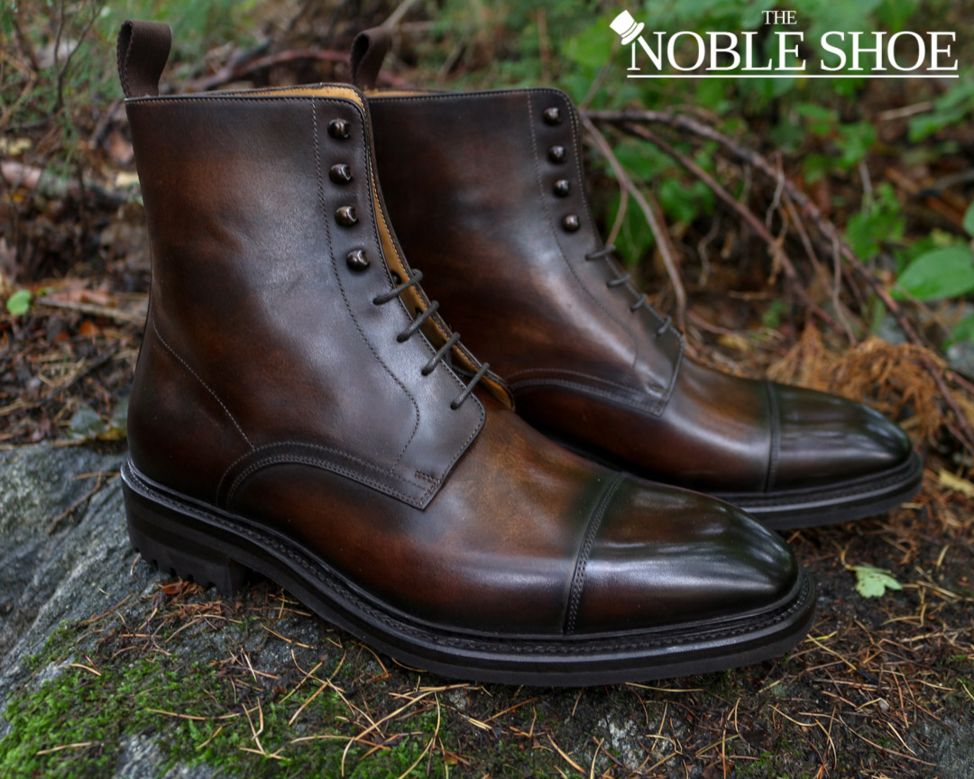 The Noble Shoe 8866 Jumper Boot in Coimbra