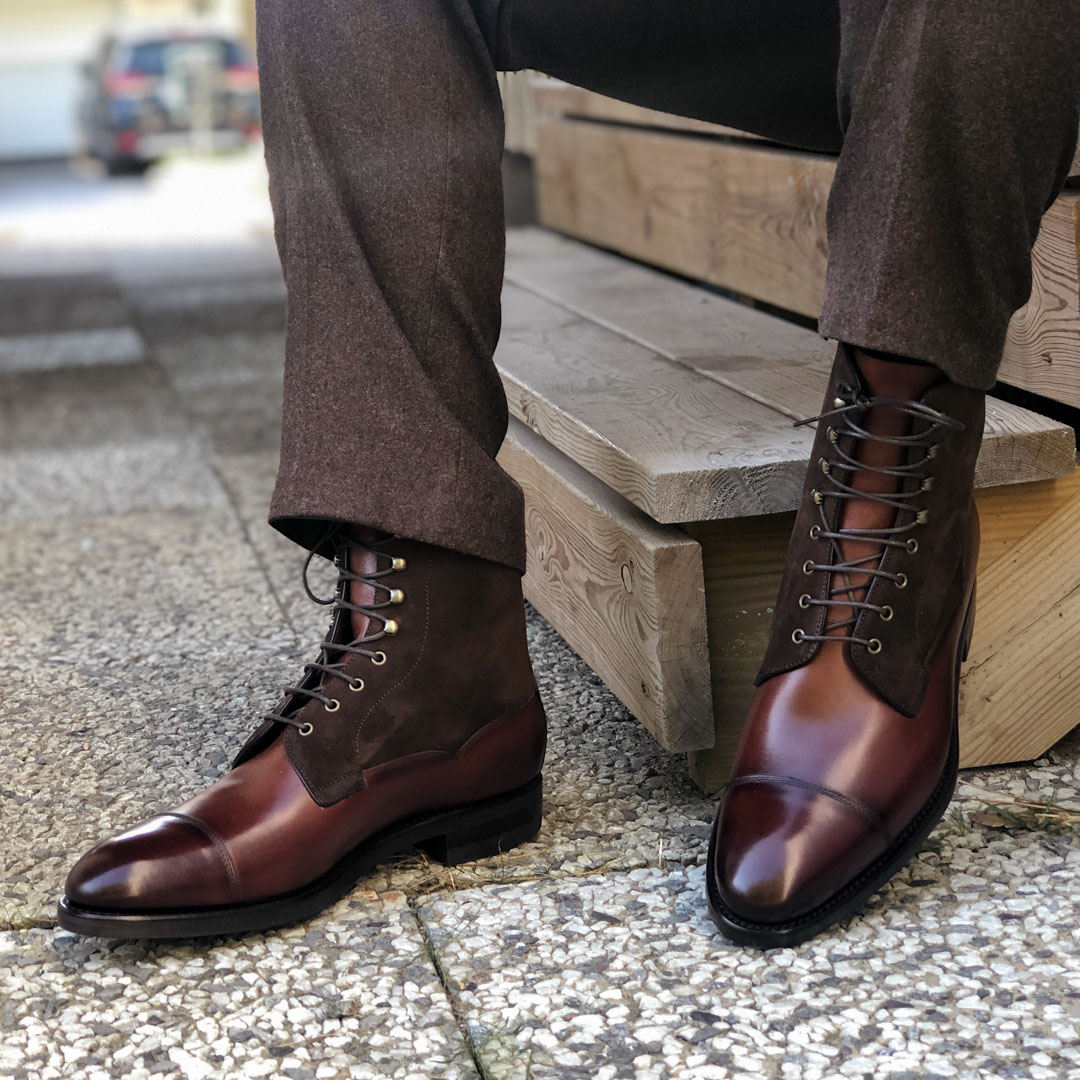 The Noble Shoe Instagram - Carlos Santos 9156 Review