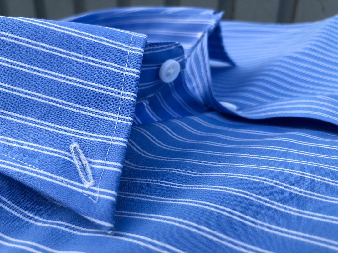 Blue Bamboo Shirt
