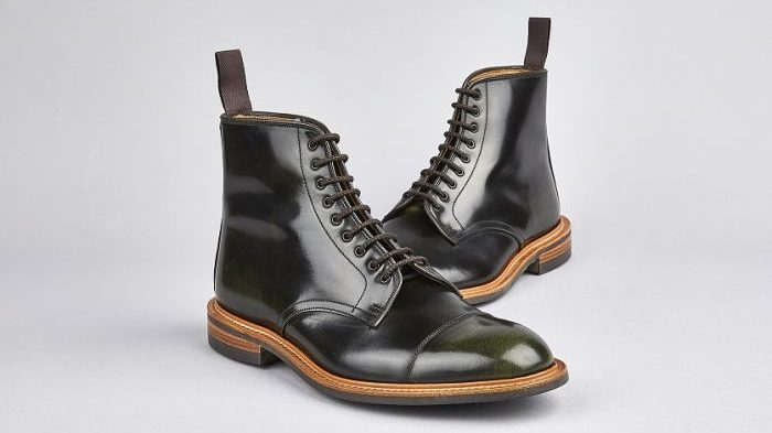 Mawsley Militaire Trickers Boot