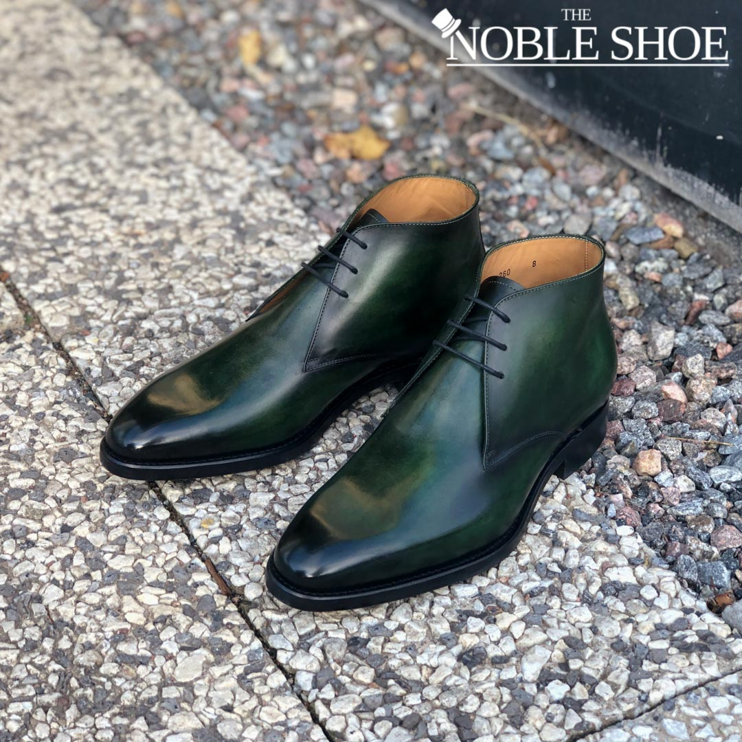 Carlos Santos for the noble shoe