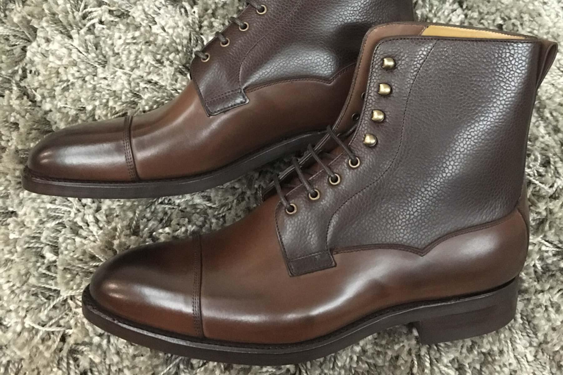 CS9156 GMTO The Noble Shoe