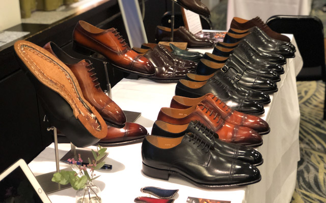 REPORT FROM THE STOCKHOLM SUPER TRUNK SHOW