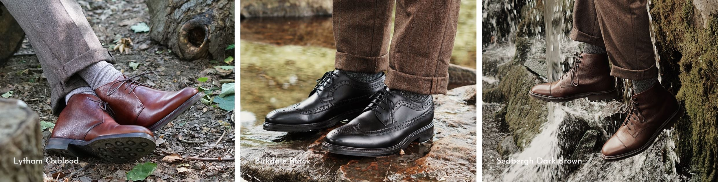 Loake A/W 19 Collection