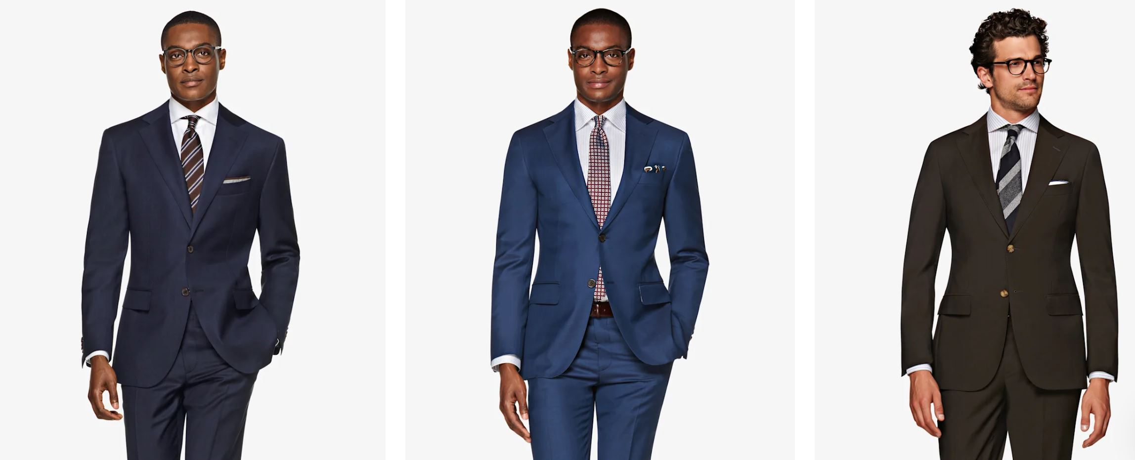 Suitsupply Suit Fits - The Classic Napoli